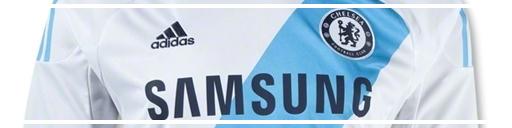 Chelsea away jersey 12-13