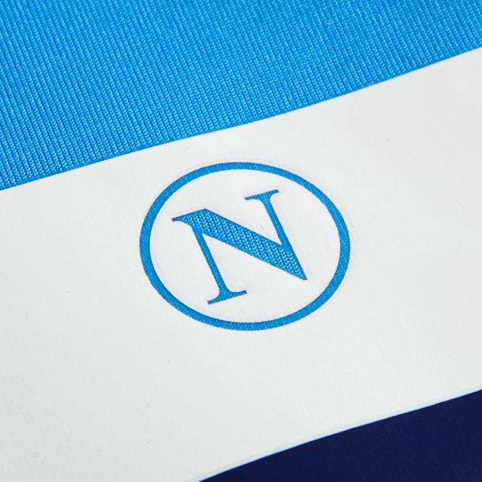 Napoli club logo close up