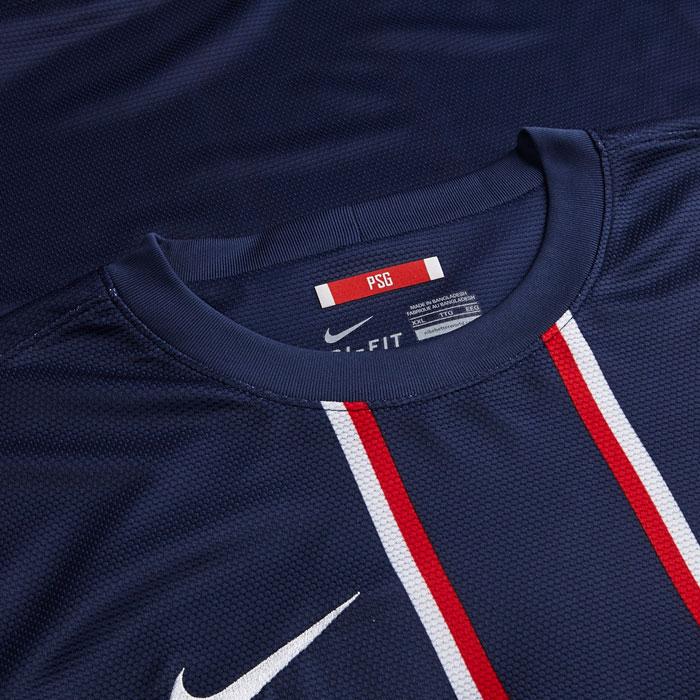 Paris SG crew collar