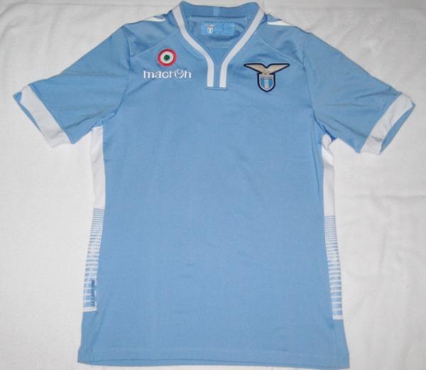 Lazio home jersey authentic 2012/13