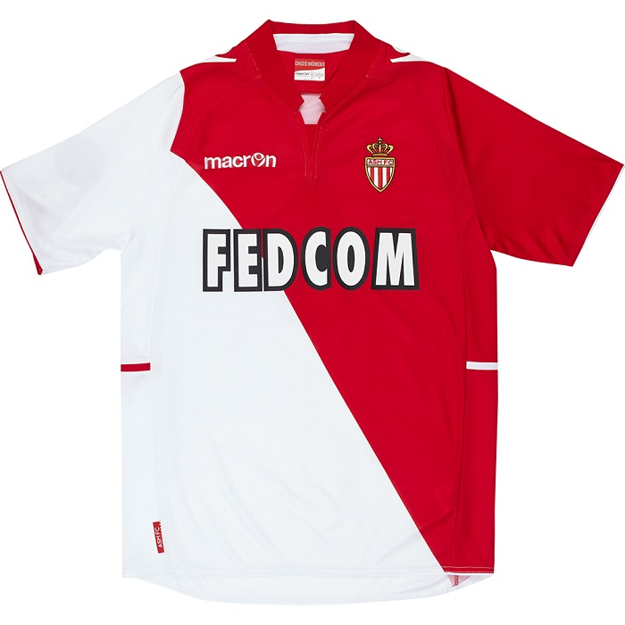 AS Monaco home jersey 2013/14