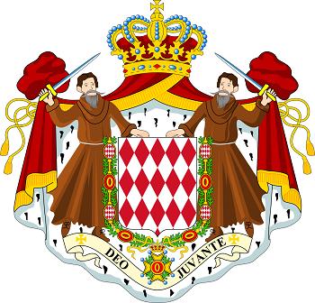 Coat of Arms Monaco