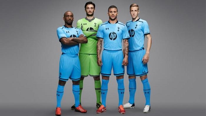 Tottenham udebane trøje 2013/14