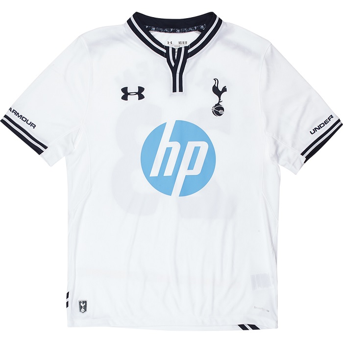 Tottenham home jersey 2013/14
