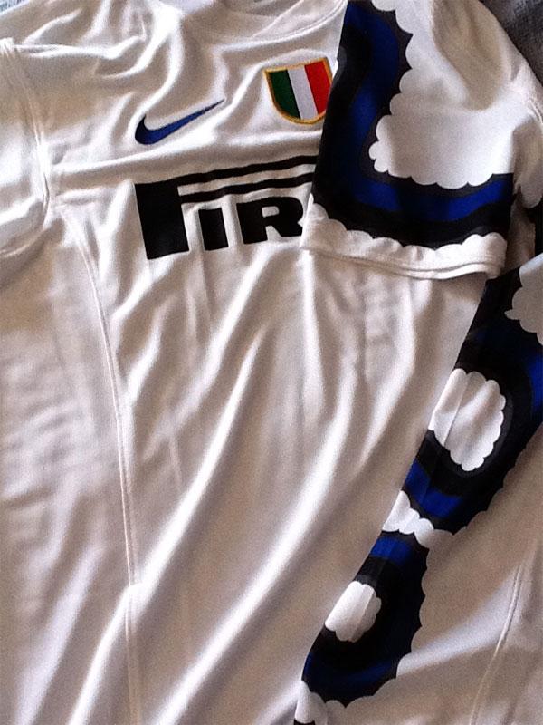 Review Inter Away Jersey 2010 11 Mm Sports Blog
