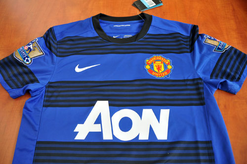 Review Manchester United Away Jersey 11 12 Mm Sports Blog
