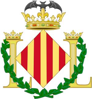 Valencia ciutat coat of arms