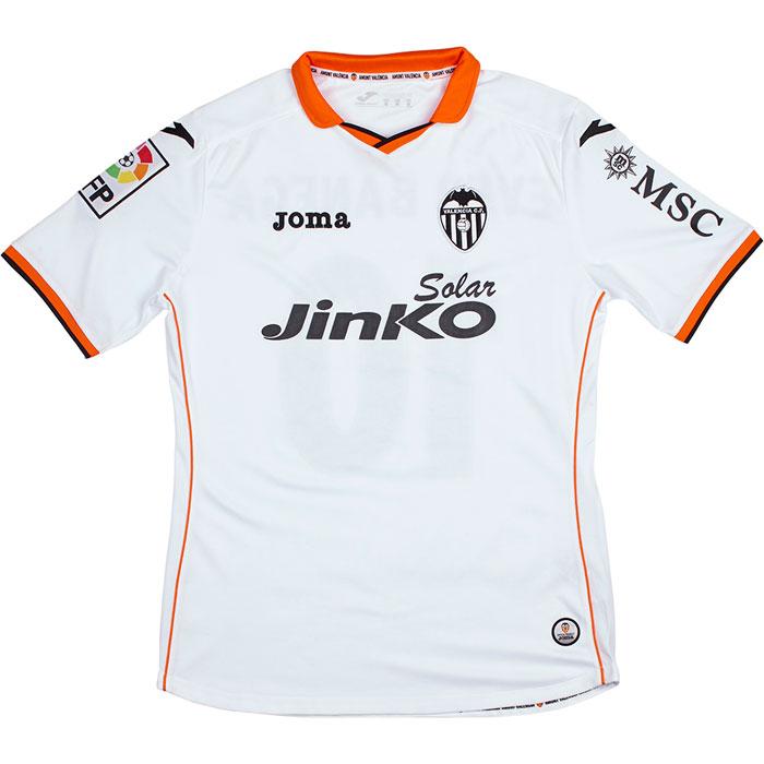 Valencia home jersey 13/14