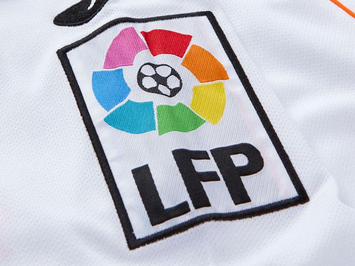 Valencia LFP badge 13/14