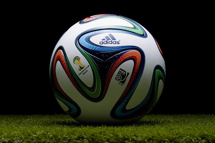 Adidas Brazuca matchball World Cup 2014