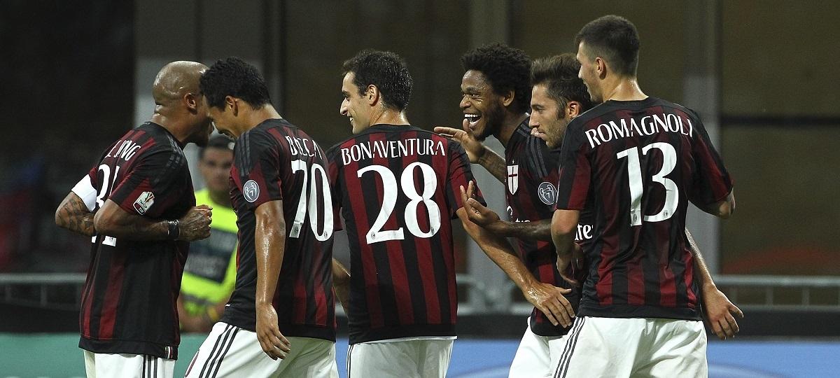 AC Milan sæson 2015/16
