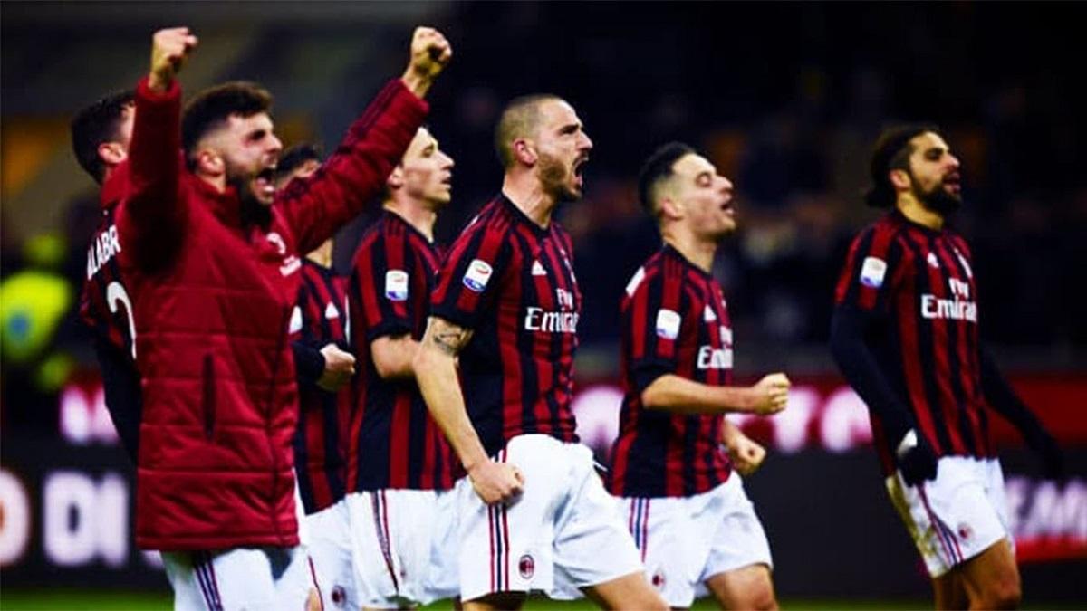 Milan sæson 17/18