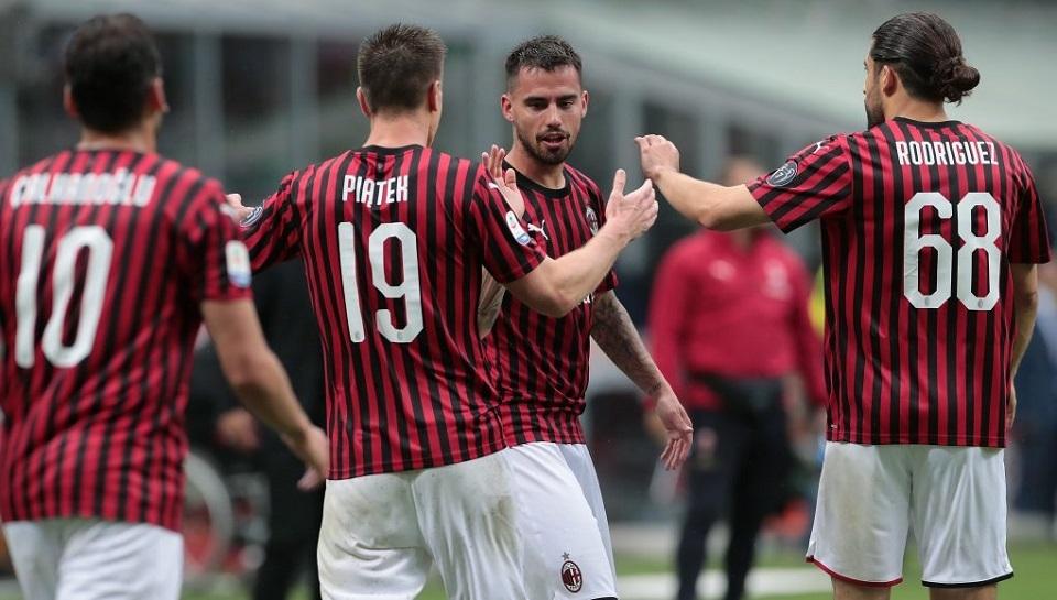 AC Milan 19/20 kits