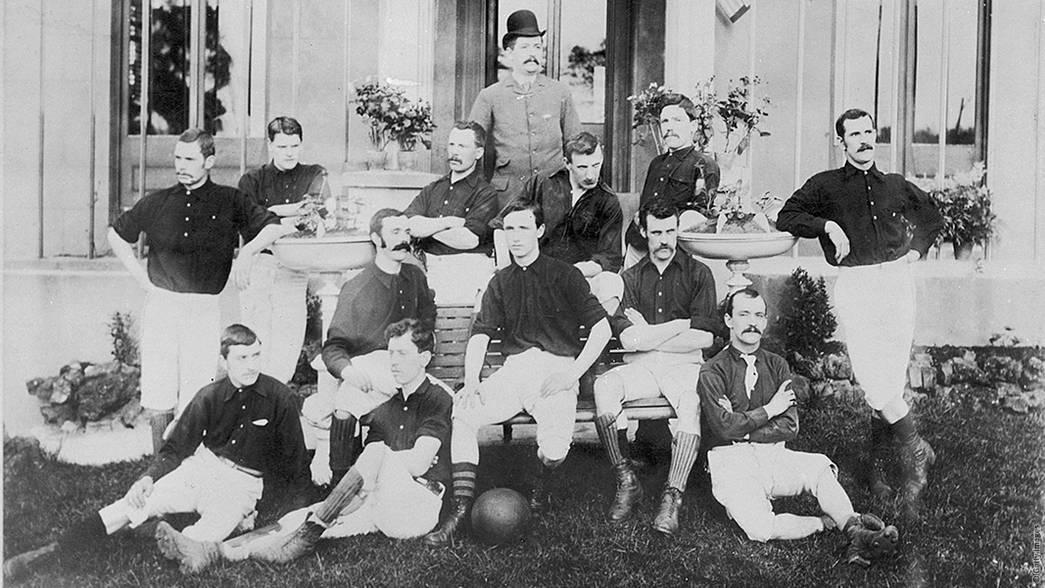 Arsenal retro trøjer 1886-1888