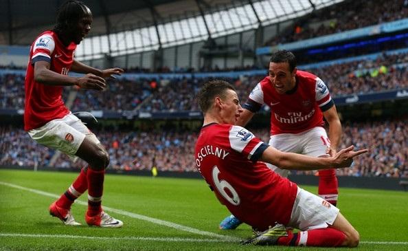 Arsenal sæsonen 2012/13