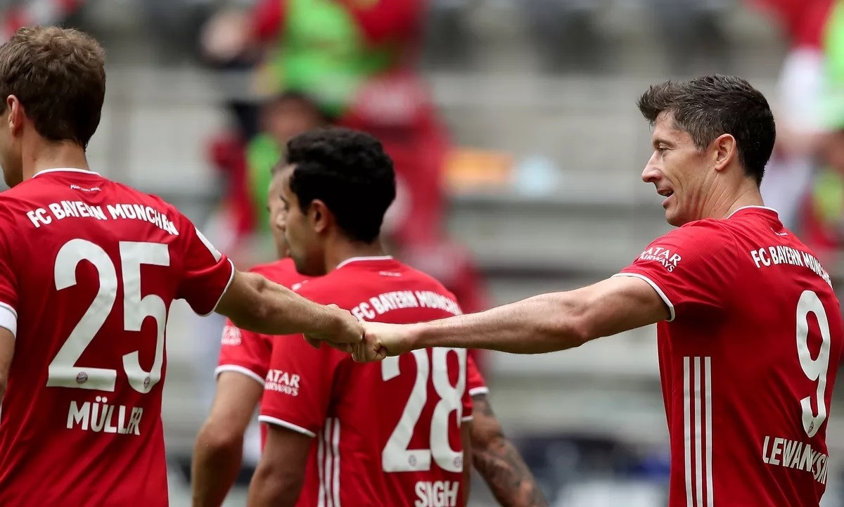 Bayern München fodboldsæsonen 2020/21