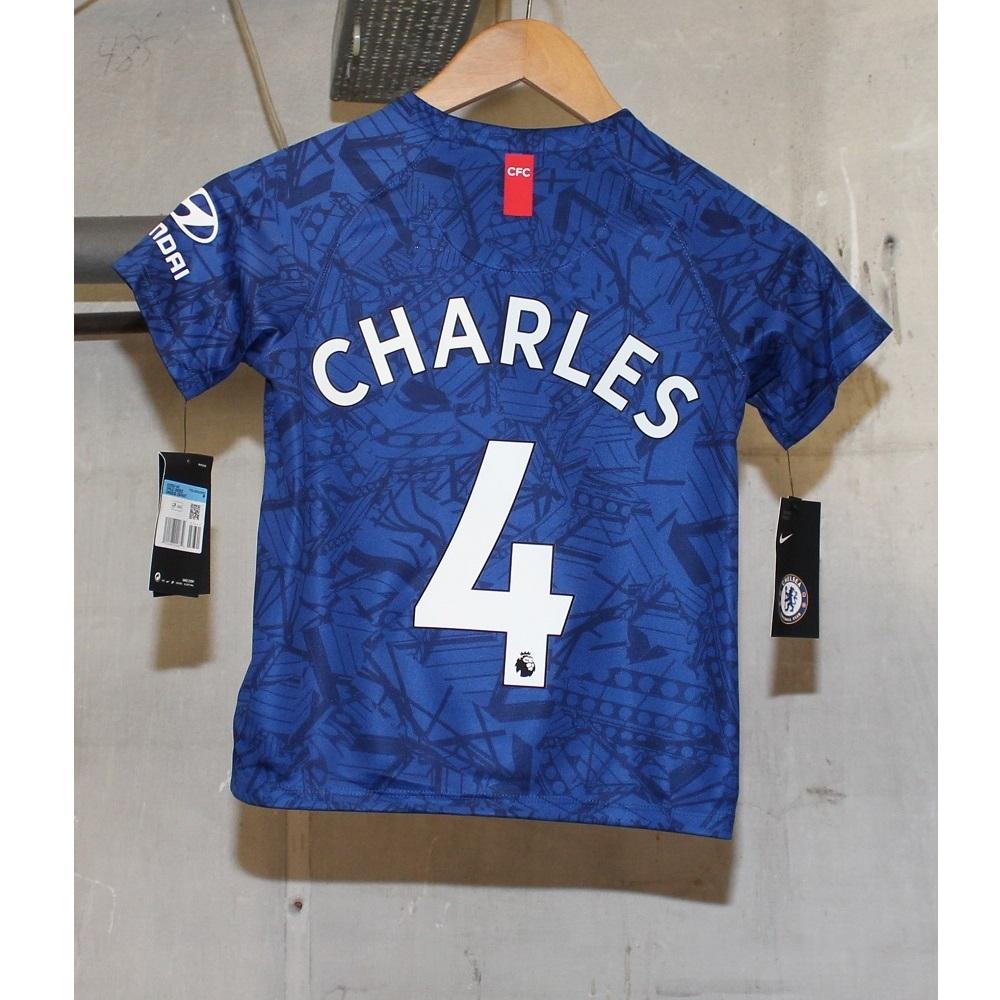 Chelsea home kit - custom name