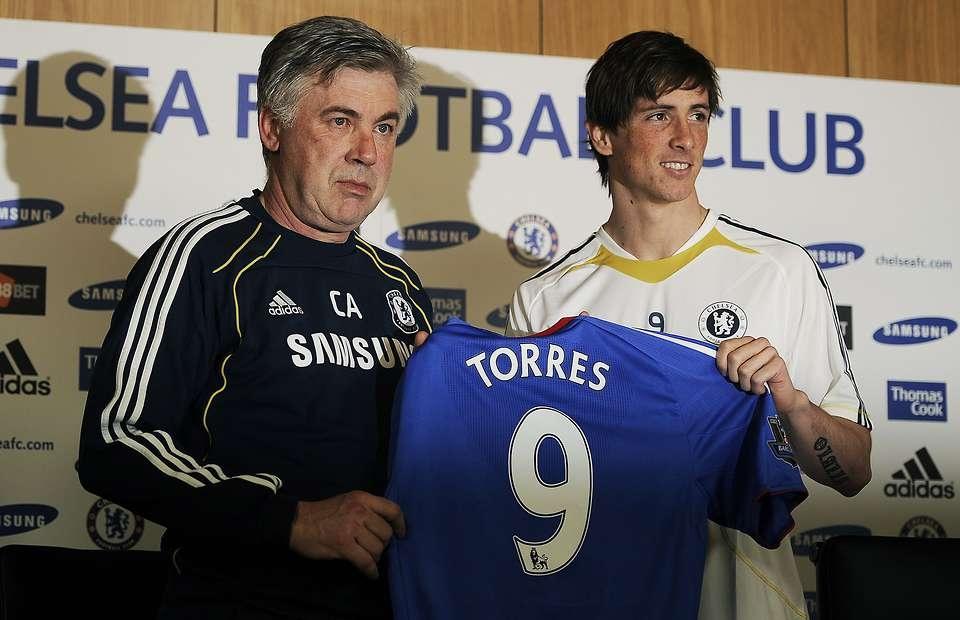Chelsea 10/11 football season