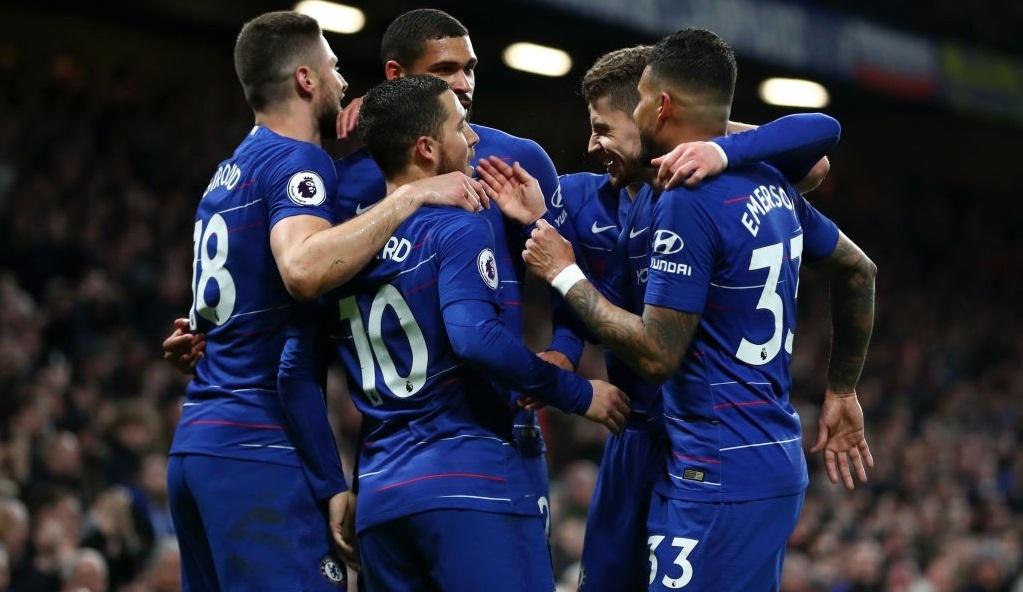 Chelsea sæson 2018/19
