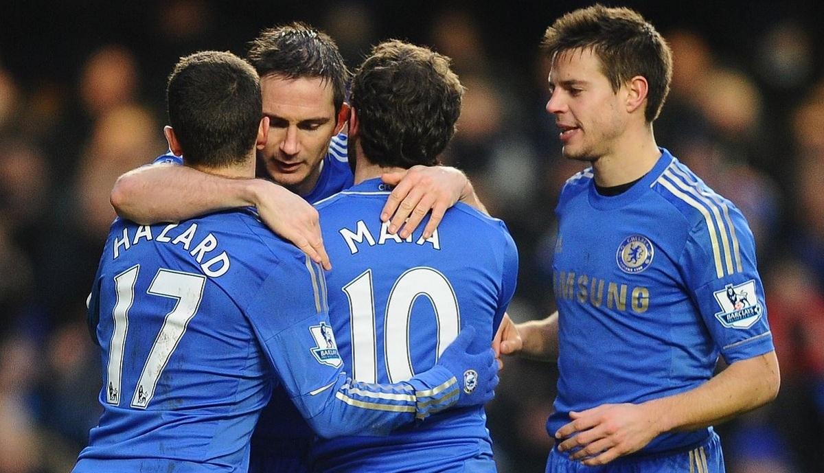 Chelsea season 2012/13