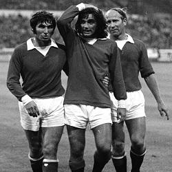 George Best retro trøjer