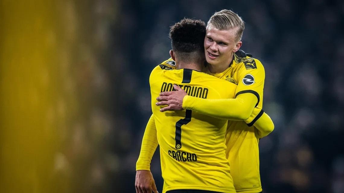 Dortmund 19/20 kits