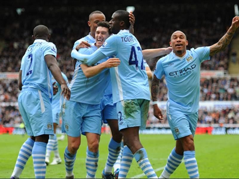 Man City 12/13 sæson