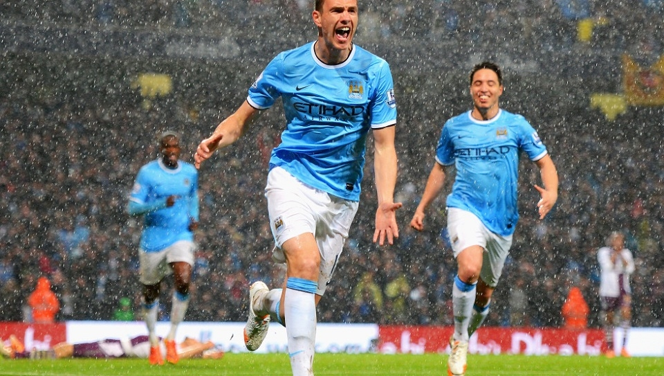 Man City sæson 2013/14