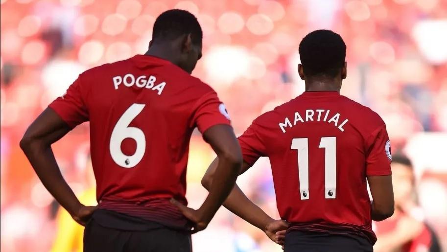 Man Utd 18/19 football season