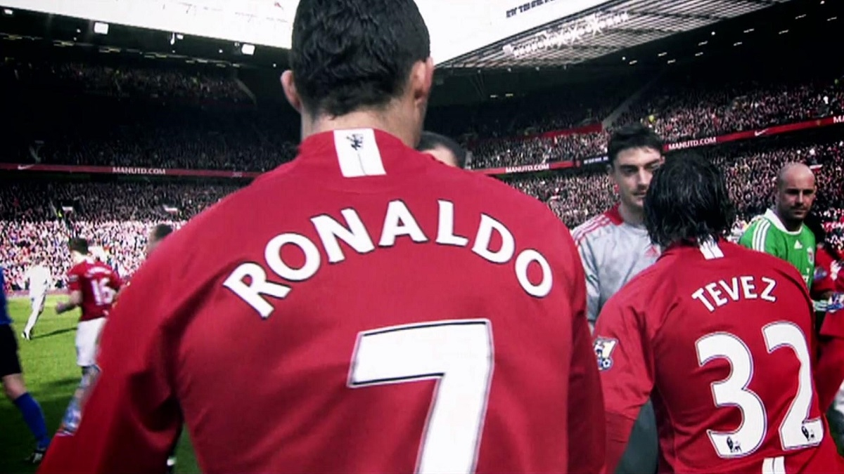 Man Utd 08/09 season