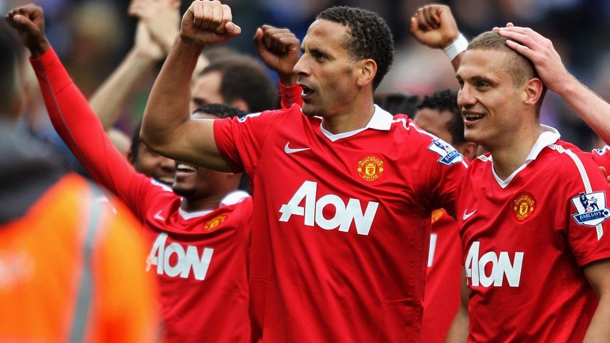 Man Utd season 2010/11