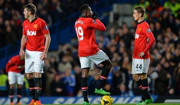 Manchester United 13/14 season