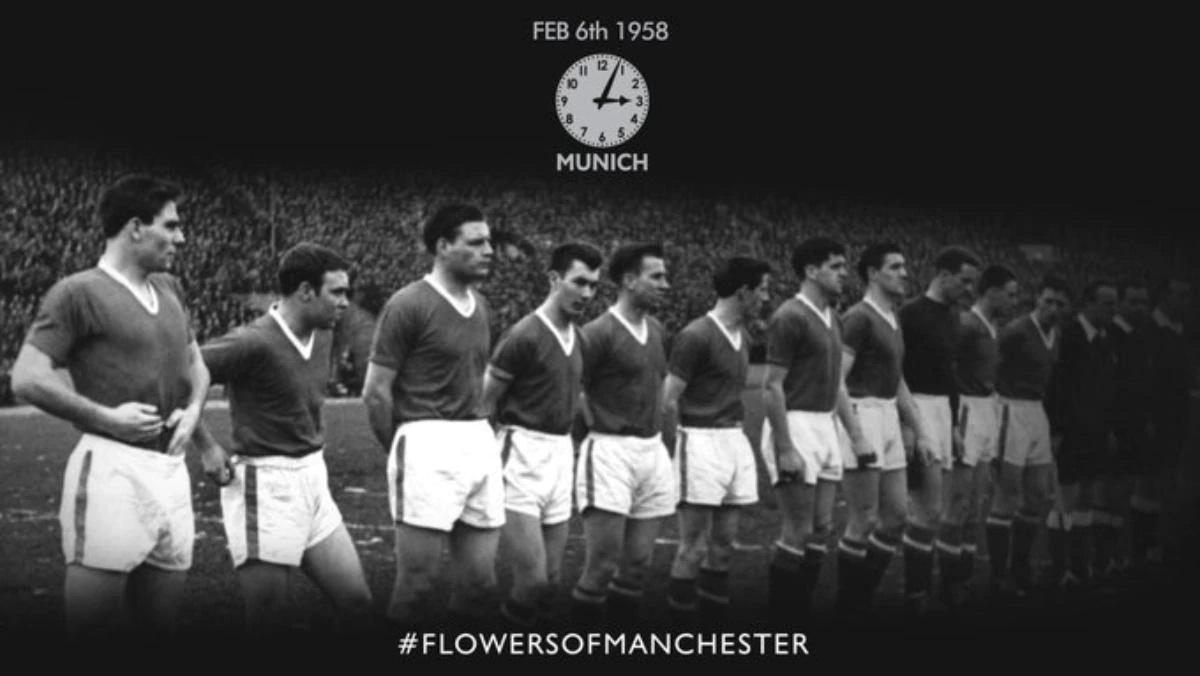 Man United 1958 kit