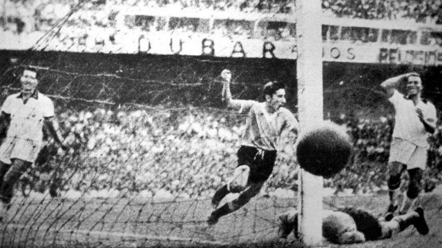 Zizinho Brasil 1950