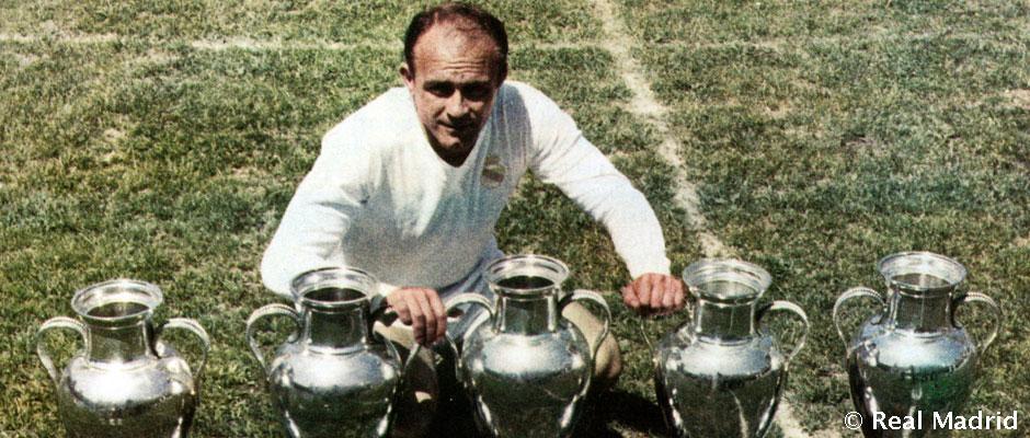 Alfredo di Stefano and Real Madrid