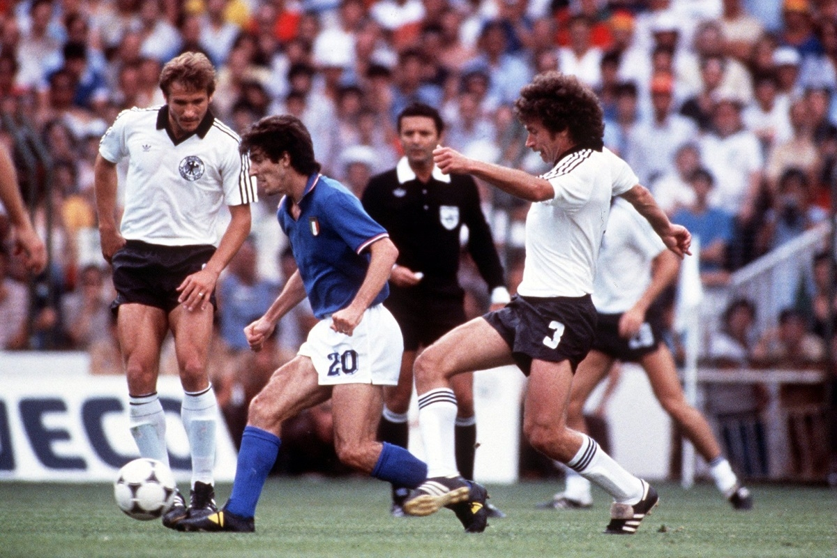 Paolo Rossi Italy