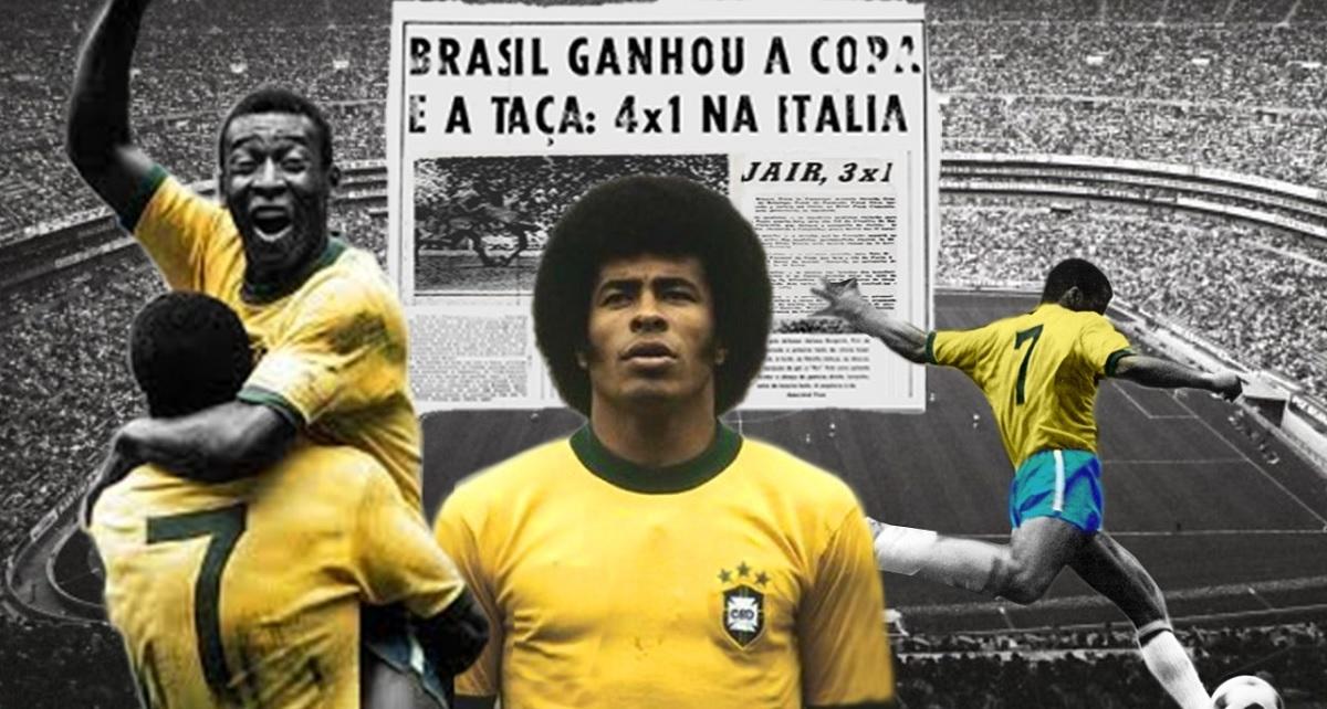 Brazil Jairzinho