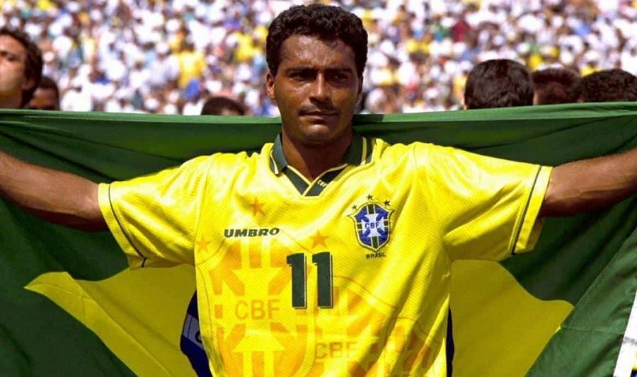 Brazil Romario