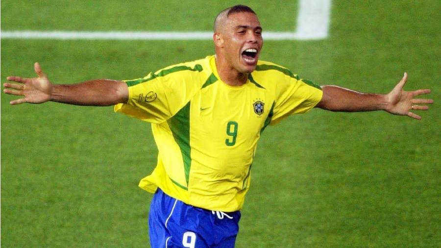 Brazil Ronaldo World Cup 2002