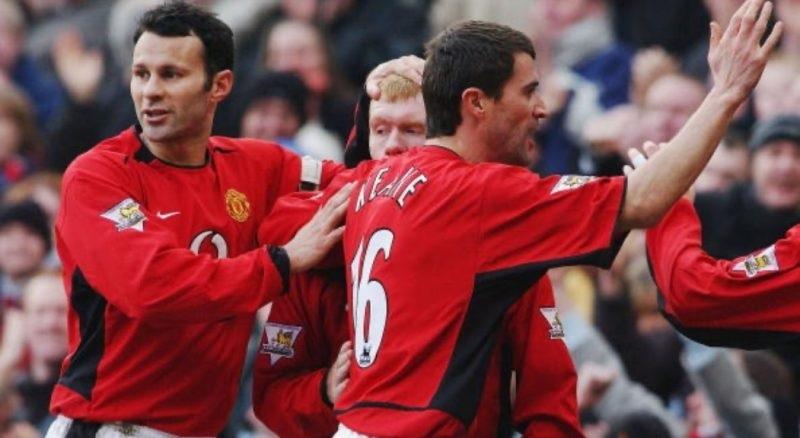 Ryan Giggs Man United