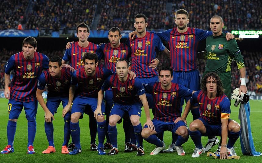 FC Barcelona sæsonen 2011/12