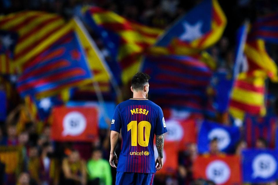 Barcelona 17/18 kit