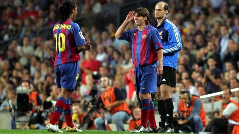 Barcelona sæsonen 2004/05