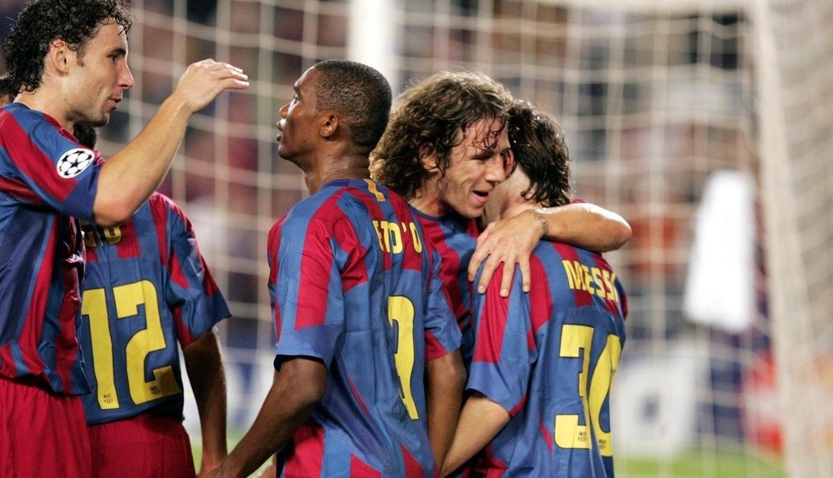 Barcelona sæsonen 2005/06