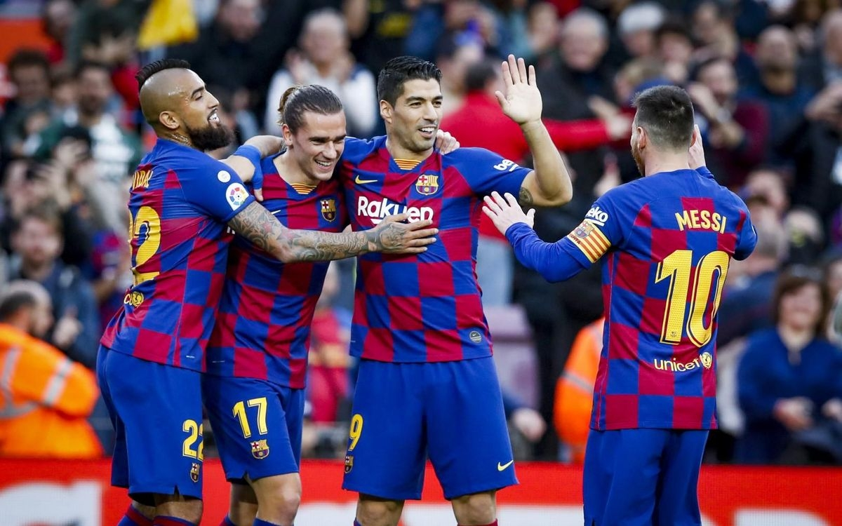 Barcelona 19/20 kits
