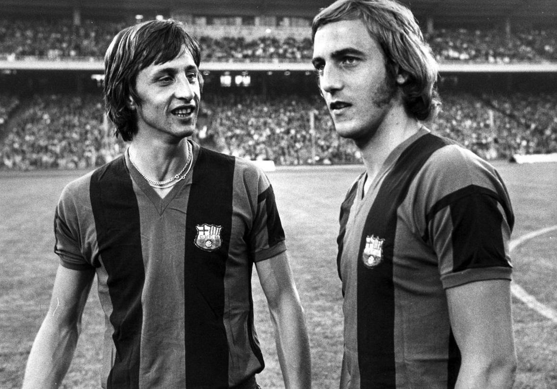 FC Barcelona 1970erne
