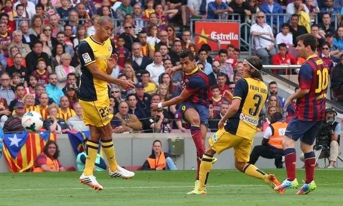 Barcelona home 13/14