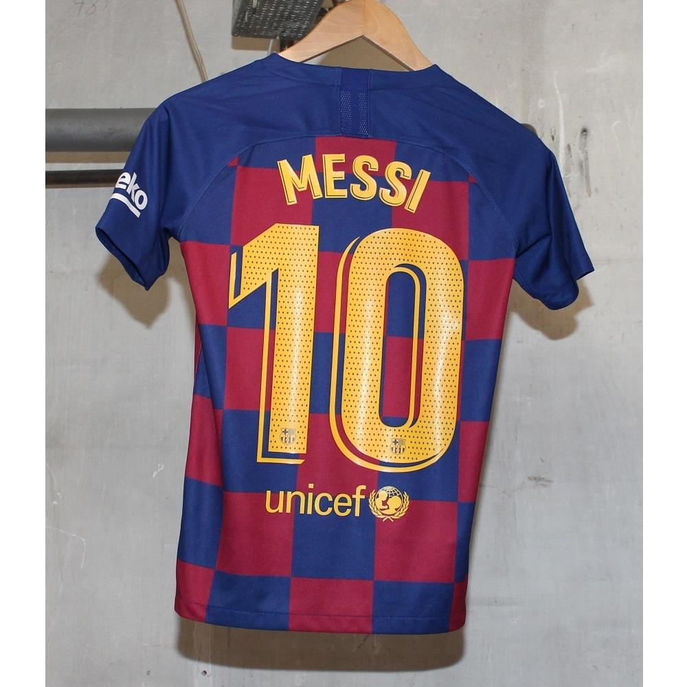 FC Barcelona 19/20 hjemme trøje