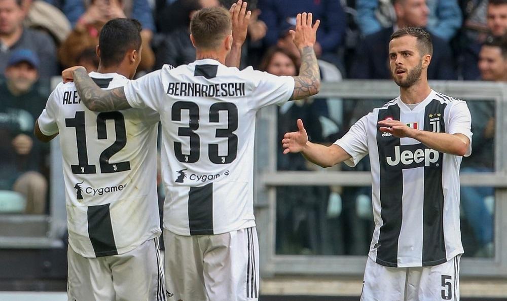 Juventus 18/19 sæsonen