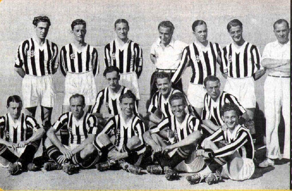 Juventus 1930erne